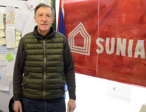 Antonio Terribile, segretario del Sunia Grosseto