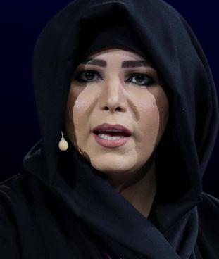 La principessa Latifa Al-Maktoum, figlia dello sceicco Mohammed bin Rashid Al Maktoum