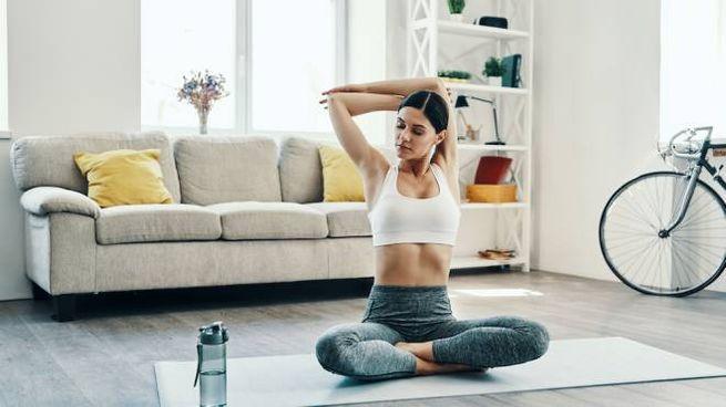 Yoga a casa: gli accessori must have