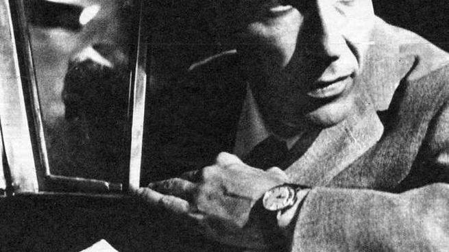 Ubaldo Lay (. Roma, 1917-1984) nei panni anni Sessanta del tenente Sheridan