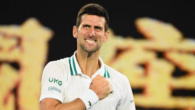 Novak Djokovic vola in finale Australian Open (Ansa)