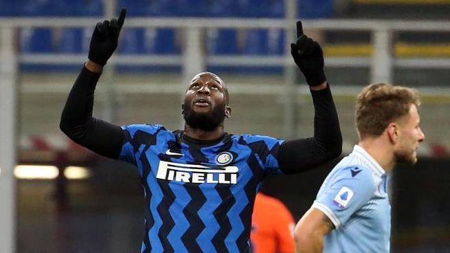 Romelu Lukaku proverà a trascinare l'Inter anche nel derby contro il Milan