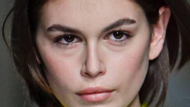 Modelle belle con le occhiaie