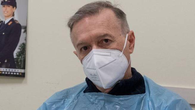 Giuseppe Ciarrocchi insiste sull'importanza del vaccino e delle misure di prevenzione