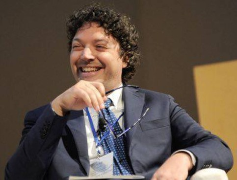 Il manager, scrittore e docente universitario Francesco Delzio, classe 1974