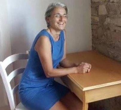 Maria Daniela Volpe ha acquistato e ristrutturato la dimora dedicata alla riflessione
