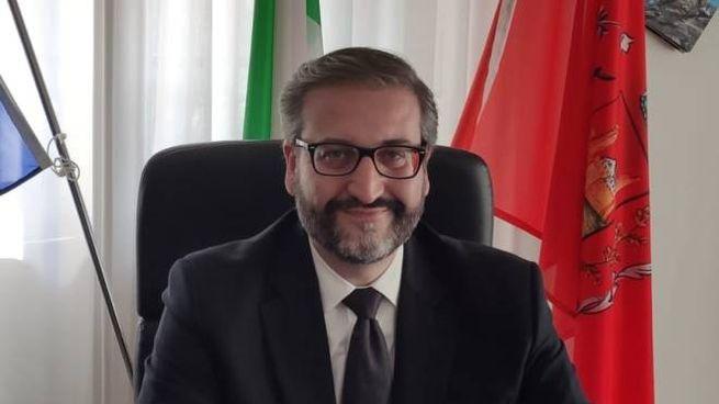 Andrea Frosini, sindaco di Monteriggioni
