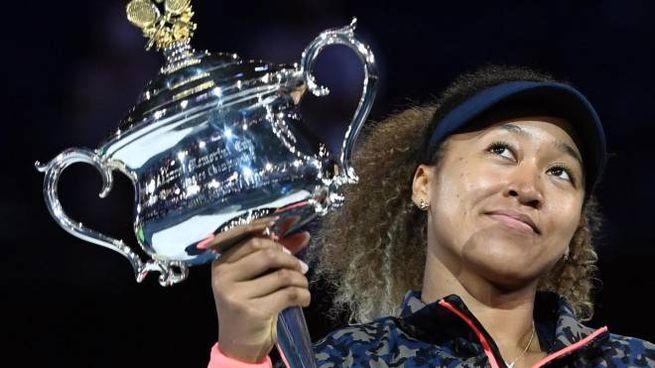 Naomi Osaka vince gli Australian Open 2021 (Ansa)