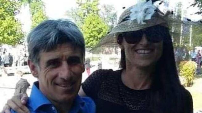 Laura Almerico insieme allo zio, Beppe Pes