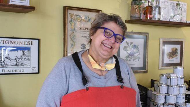 Liliana Marrini, imprenditrice follonichese e componente del gruppo Corona Grosseto