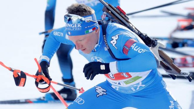 Hofer settimo nella mass start