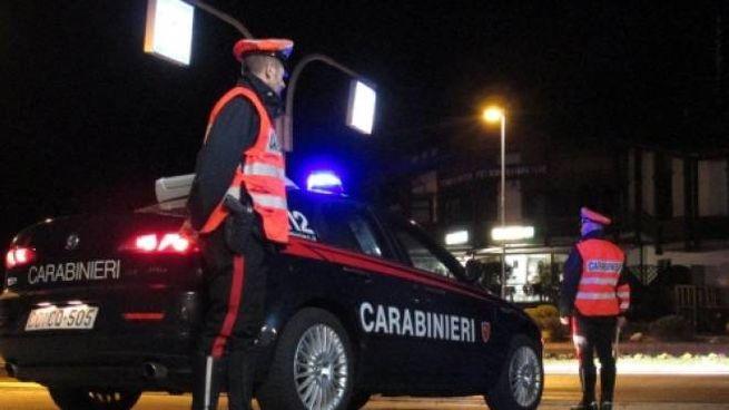 Sul posto anche i carabinieri