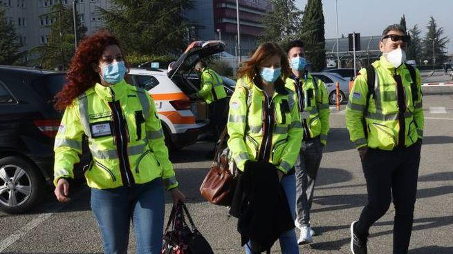 Perugia, l'arrivo di nuovi medici (Crocchioni)