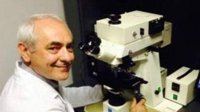 Il biologo Carlo Roccio