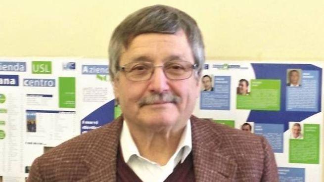 Vittorio Boscherini, segretario provinciale della Fimmg