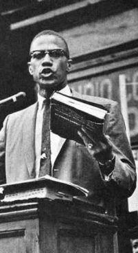 Malcom X è stato ucciso nel 1965