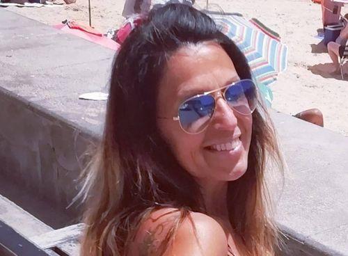 Un primo piano di Rossella Placati, 51 anni, di Bondeno, in provincia di Ferrara trovata ieri mattina con la testa fracassata nella sua abitazione