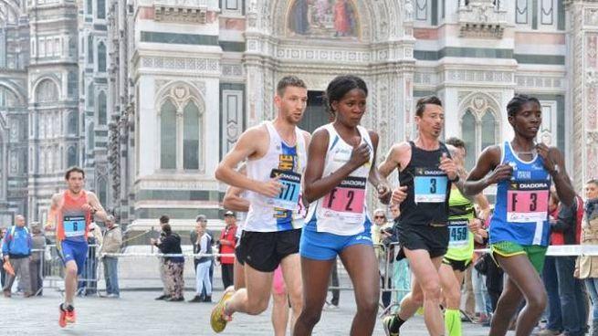 Half Marathon Firenze (immagine di repertorio)
