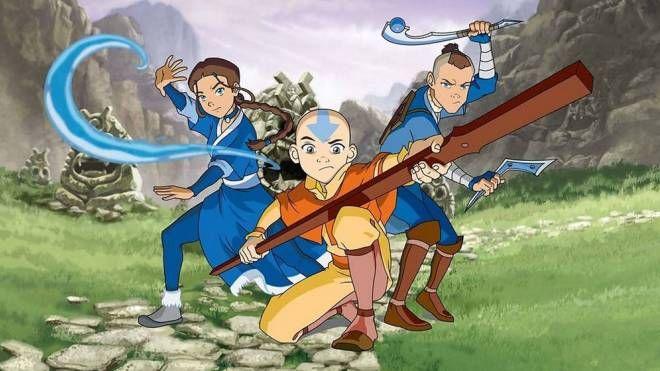 Avatar La Leggenda Di Aang Nuovo Film D Animazione In Arrivo Al Cinema Magazine Quotidiano Net