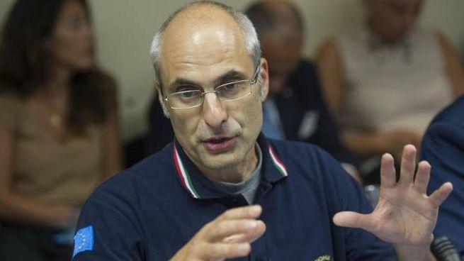 Fabrizio Curcio, 55 anni, nuovo capo della Protezione civile (Ansa)