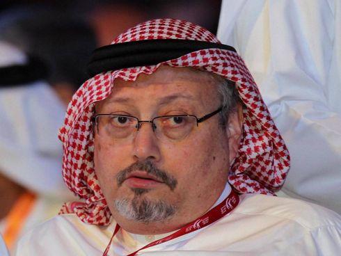 Jamal Khashoggi, editorialista del Washington Post. , fu ucciso all'età di 60 anni