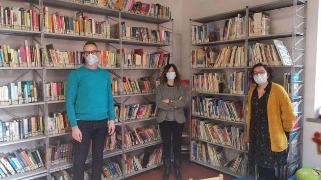 La biblioteca comunale