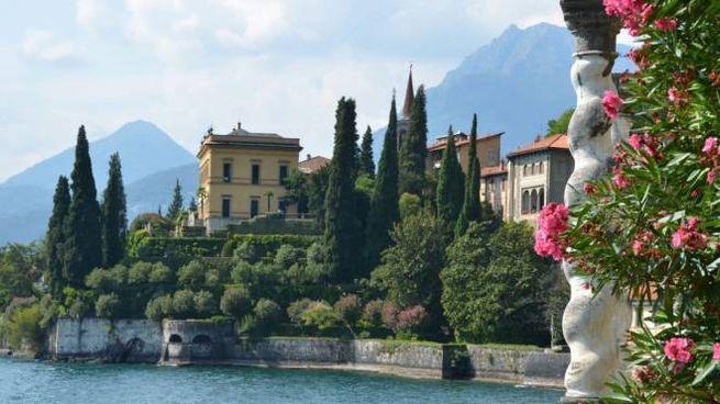 Ville sul lago di Como