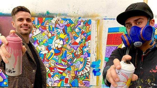 Lorenzo Baglioni e Skim