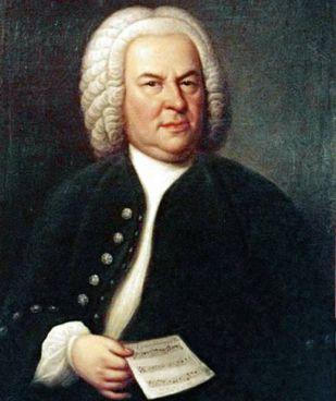 Il ritratto di Johann Sebastian Bach (1685-1750) di Elias Gottlob Haussmann, 1748