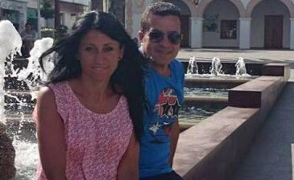 Ilenia Fabbri, 46 anni, è stata sgozzata il 6 febbraio nella sua casa a Faenza. Accanto a lei in foto, l'ex marito indagato, il meccanico 53enne Claudio Nanni