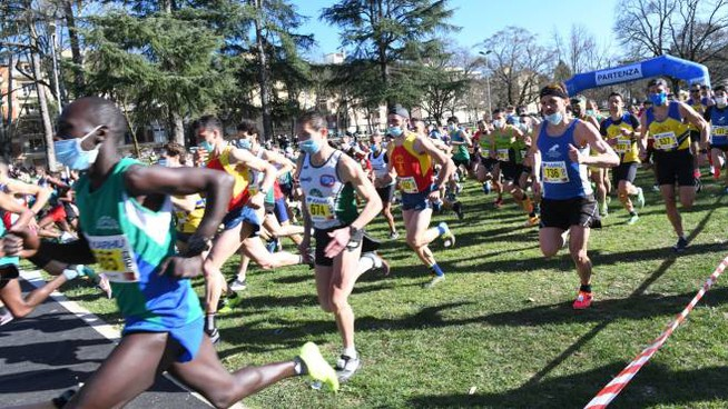 La corsa di Arezzo (foto Regalami un sorriso)