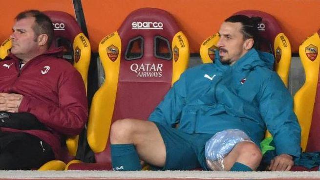 Zlatan Ibrahimovic (Ansa)