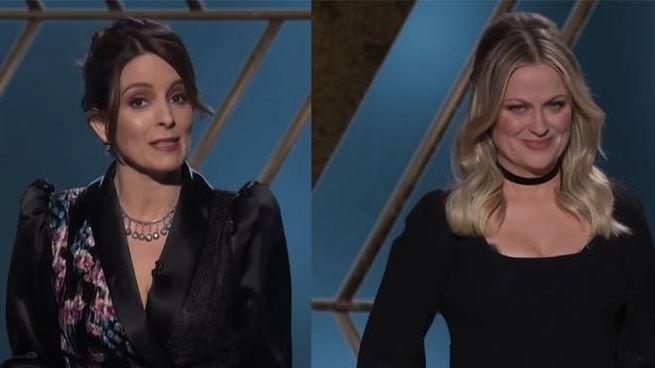 Uno scatto dell'ultima cerimonia dei Golden Globes