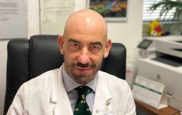 Matteo Bassetti, 50 anni, di Genova. È primario. di Malattie infettive al Policlinico San Martino del capoluogo ligure. Sullo Sputnik dice: «È un buon vaccino»