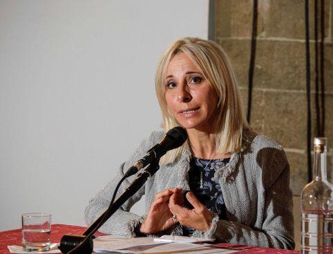 Lucia Aleotti, 55 anni, azionista della Menarini, multinazionale del farmaco di Firenze