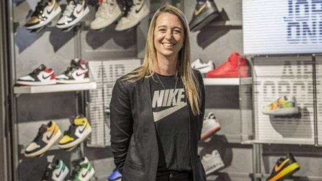 Ann Hebert lavorava da 25 anni in Nike, nel 2020 era stata nominata vicepresidente