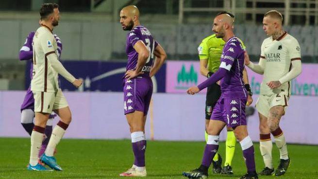 Fiorentina-Roma (Germogli)