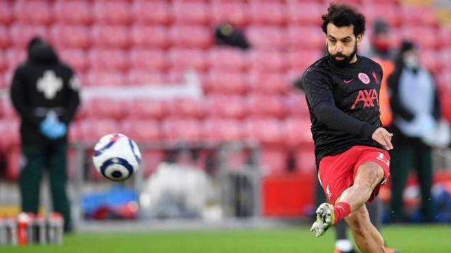 Mohamed Salah (Ansa)