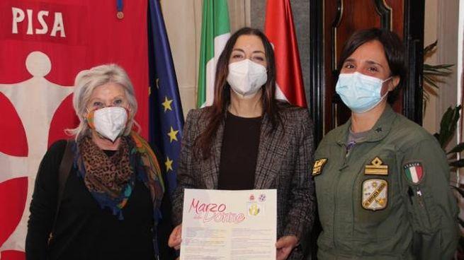 Il vicesindaco di Pisa con delega al Patrimonio Raffaella Bonsangue presenta il programma