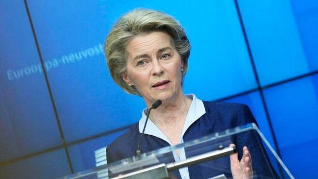 Ursula von der Leyen ha invitato Biden al summit di Roma (Ansa)