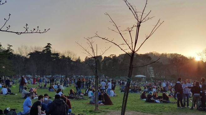 Giardini Margherita, Bologna (Dire)
