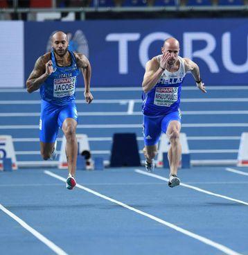 Marcel Jacobs, 26 anni,. fa sognare l'Italia: a Tokyo nel mirino ci sono i 100 metri