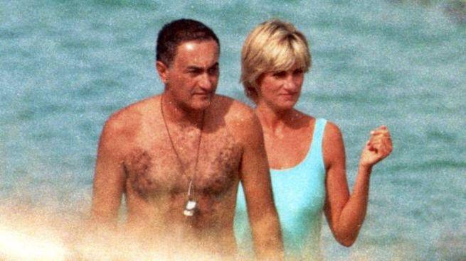 Dodi Al-Fayed, egiziano, e Lady Diana morirono insieme il 31 agosto del 1997 a Parigi