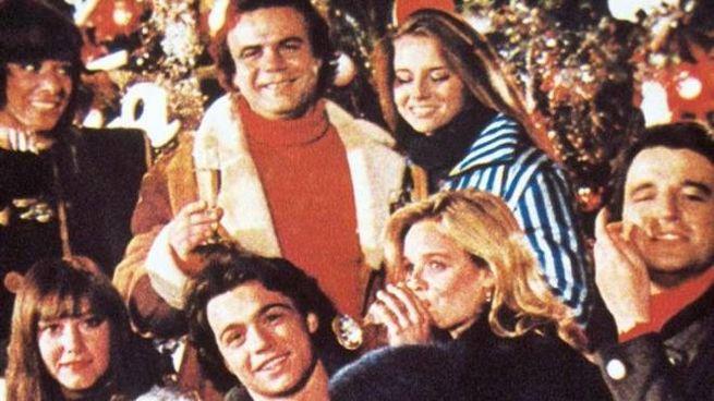 Una scena del film 'Vacanze di Natale a Cortina'