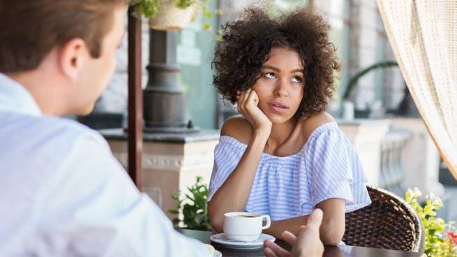 Accade di rado che una conversazione finisca esattamente dove vogliamo