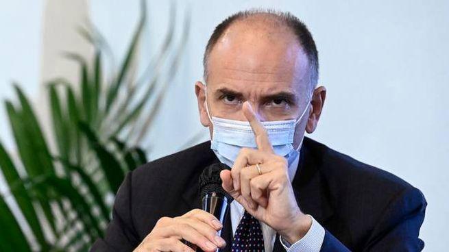 Enrico Letta corre per la carica di segretario dem