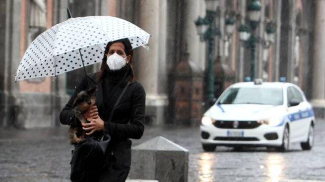 Previsioni meteo: pioggia in arrico (ImagoE)