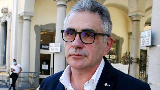 Fabrizio Pregliasco, direttore sanitario dell'IRCCS Galeazzi di Milano