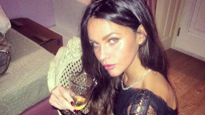 La modella pesarese Margot Ovani