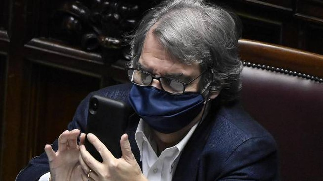 Renato Brunetta, 70 anni, ministro della Pubblica amministrazione
